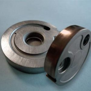 automotive industry bar turning, pump component grinding