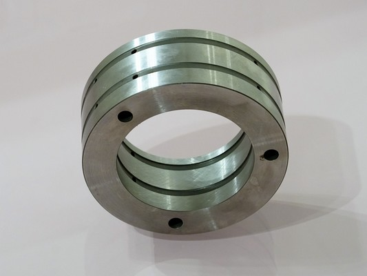 support ring machining