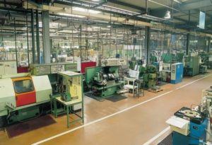 Bar turning for industrial parts, machining of parts for automotive, textiles, cold industry