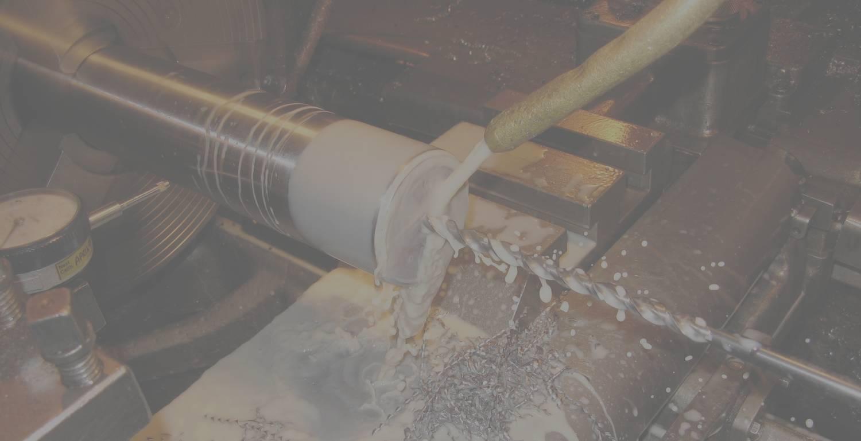 décolletage de pièce industrielle de haute précision